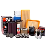 Air filters, Fuel Filters, Oil Filters for Porsche air cooled models