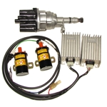 Twin Plug Ignition System