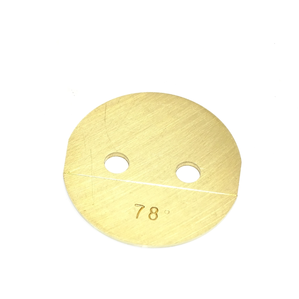 Weber 40mm Throttle Plate