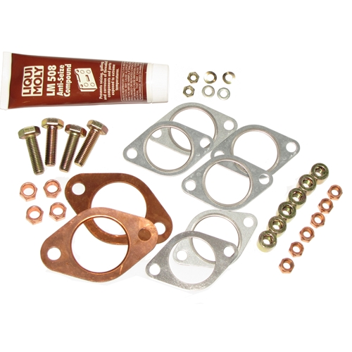 Heat Exchanger Install Kit - Partsklassik Classic Parts for Air ...