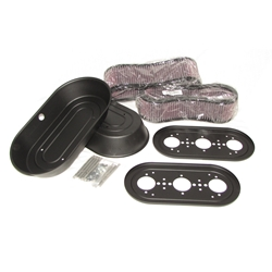 Weber Water Shield Set