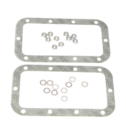 Sump gasket kit, nylock