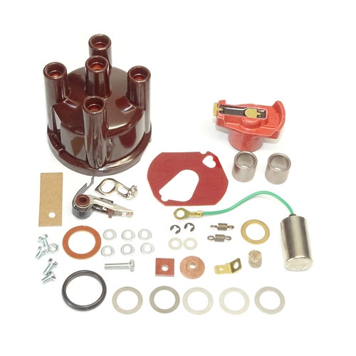 Distributor Re-Build Kit, Cast Iron