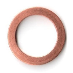 M8 Copper sealing washer