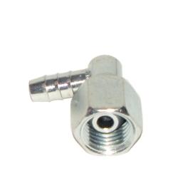 M14 Swivel Nut 90° Tube to 6mm Poly