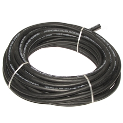 Smooth Rubber Fuel 12mm Hose