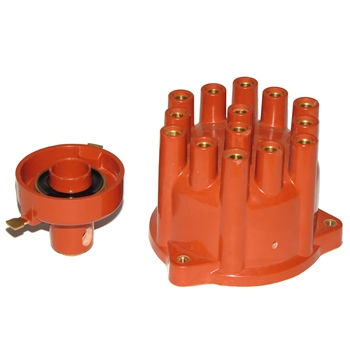 Cap and Rotor Set Twin Plug