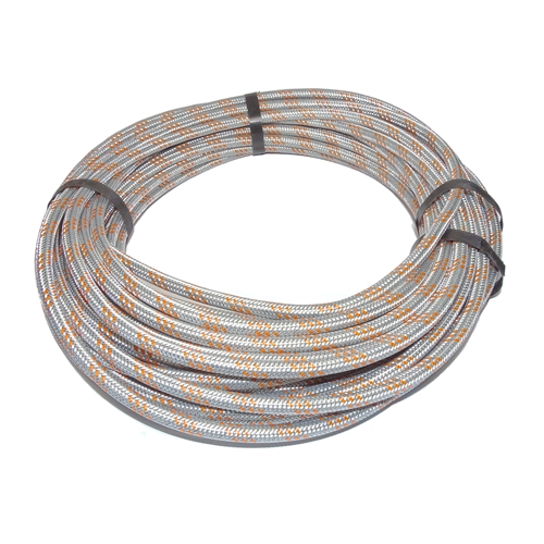 Zinc Plated Steel Braided 4.5mm Hose