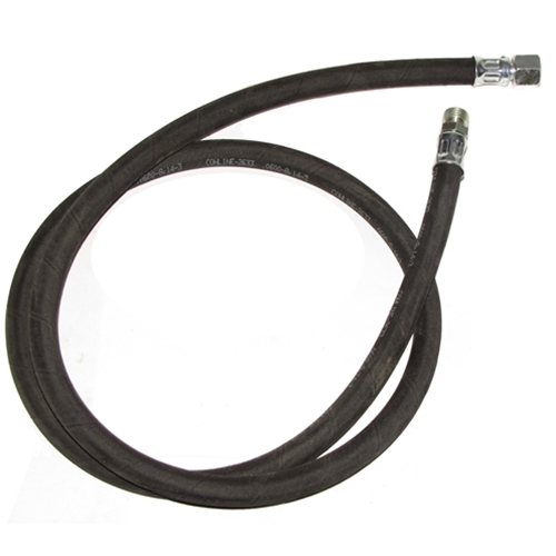 Fuel Return Hose, 1975 930