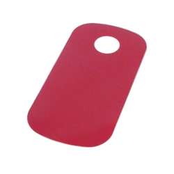 gas-protection-flap-early-911-red  90120127901rd