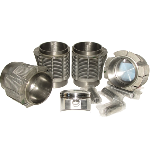 Piston and Cylinder Set 86 mm B/C  Forged