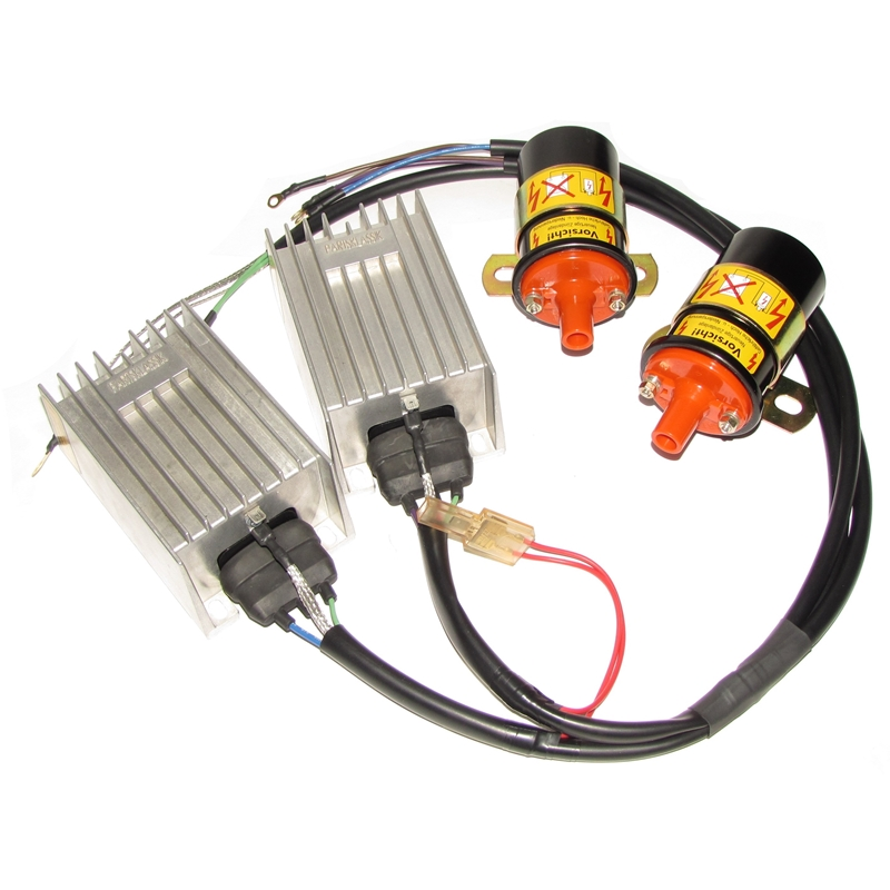 Stupendous Custom Cdi Ignition Harness Partsklassik Classic Parts For Air Wiring Database Pengheclesi4X4Andersnl