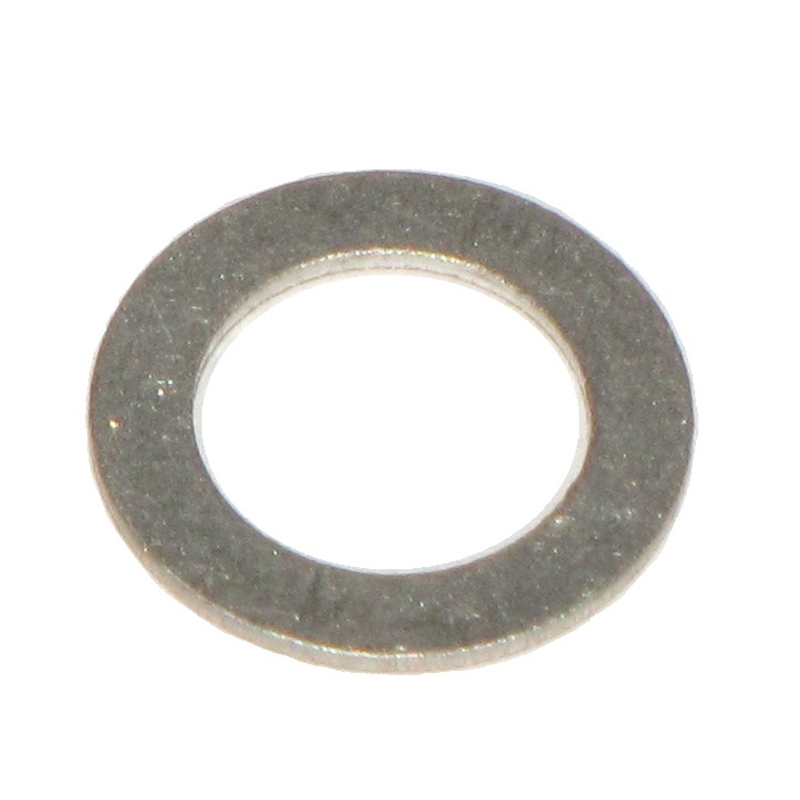Aluminum Seal Ring 10 x 16 x 1.5 mm