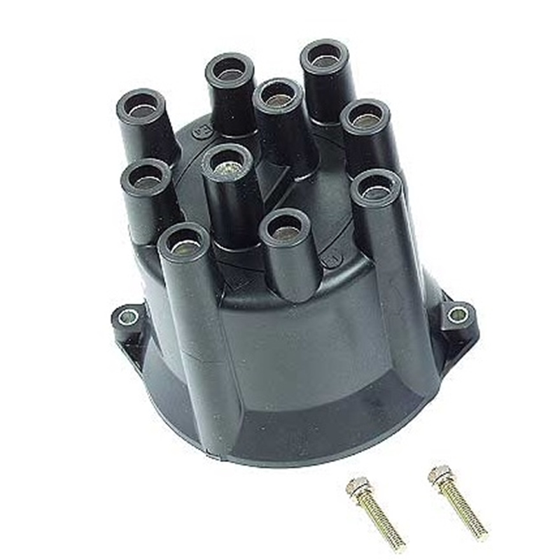 Distributor Cap 4 cyl Twin Plug