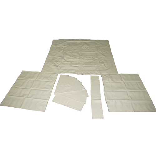Headliner Without Sunroof, Ivory
