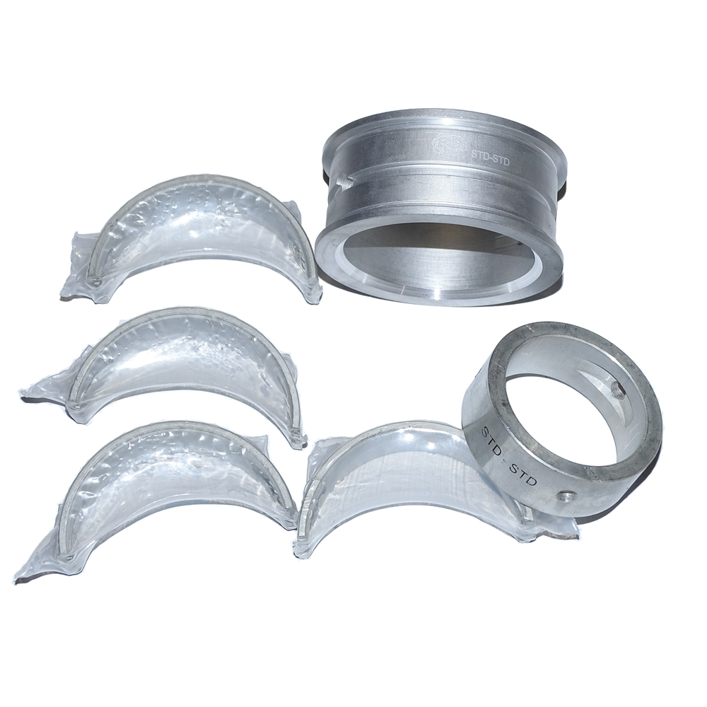 Main Bearing Set Std Case, Std Crank