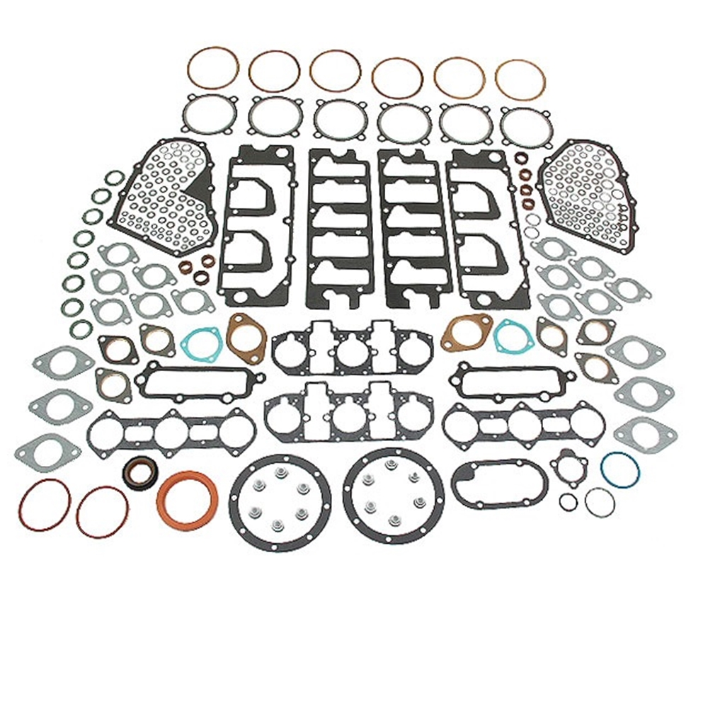 Engine Gasket Set, Wrightwood Racing 2.0L
