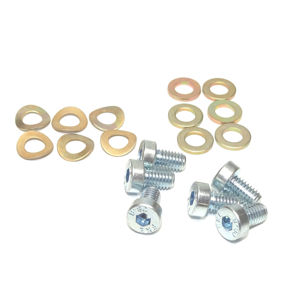 Window Regulator Bolt Kit