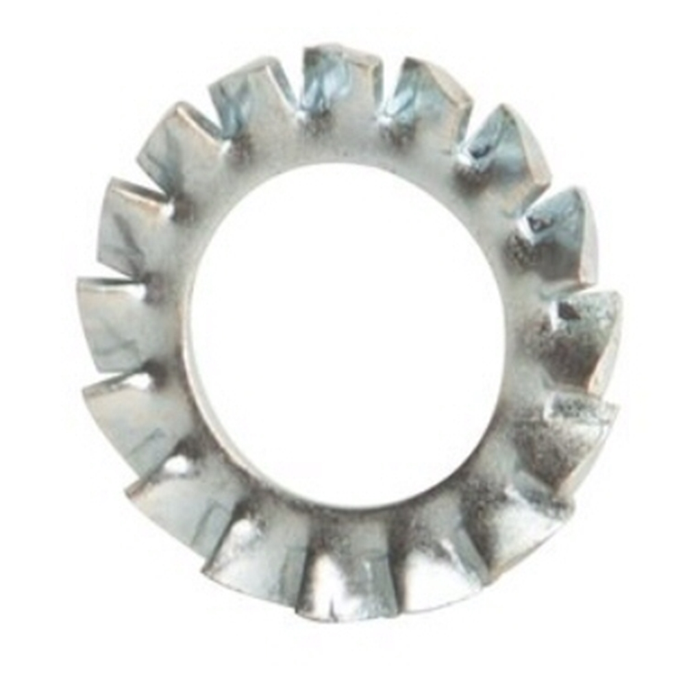 M4 Serrated Washer