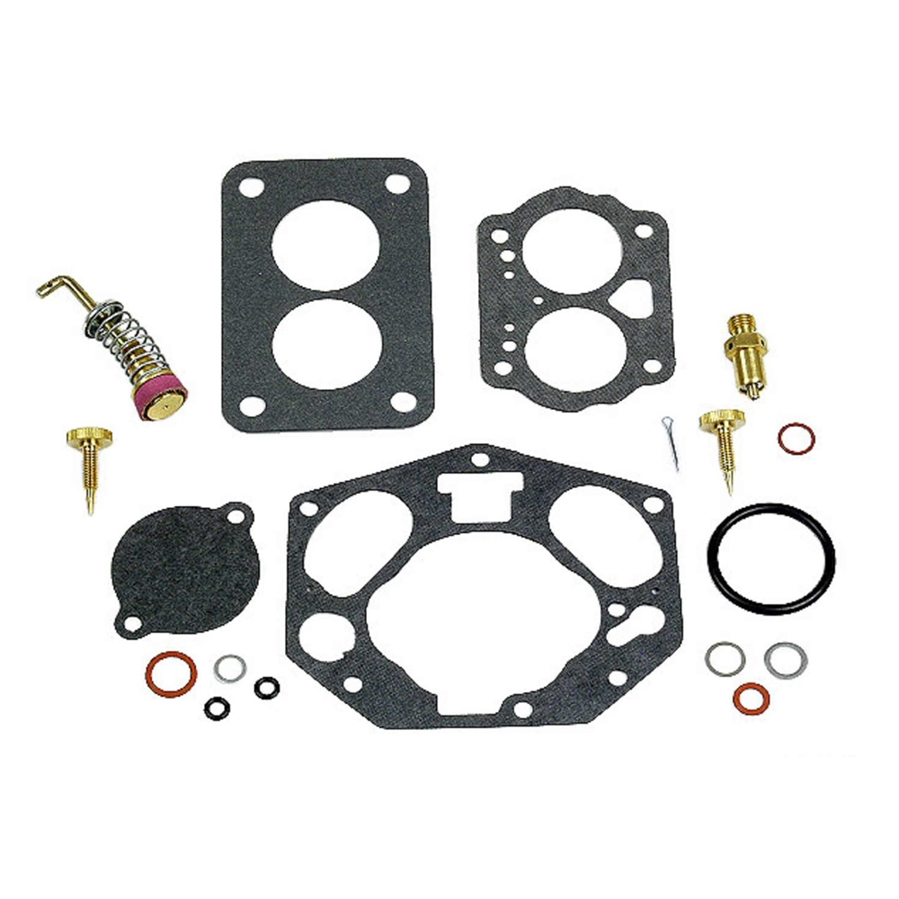 Carburetor Gasket Kit with Plunger, Zenith 32 NDIX