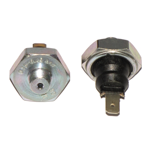 Oil Pressure Switch, light, early