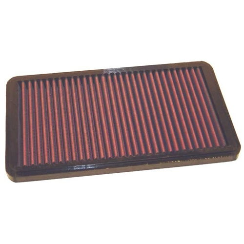 k&n air filter, 911 turbo 1975-89 models