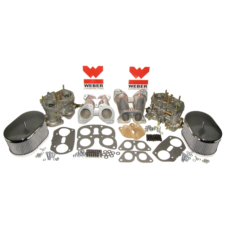Weber IDF Conversion Carburetor Set