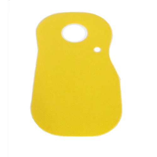 Gas flap 356, Yellow