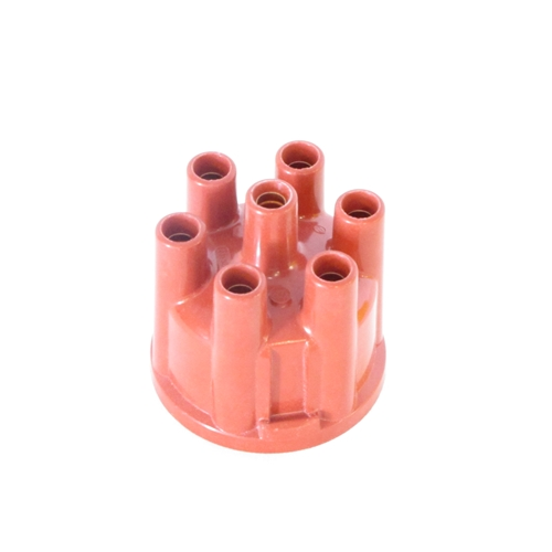 Distributor Cap 6 cyl Orange