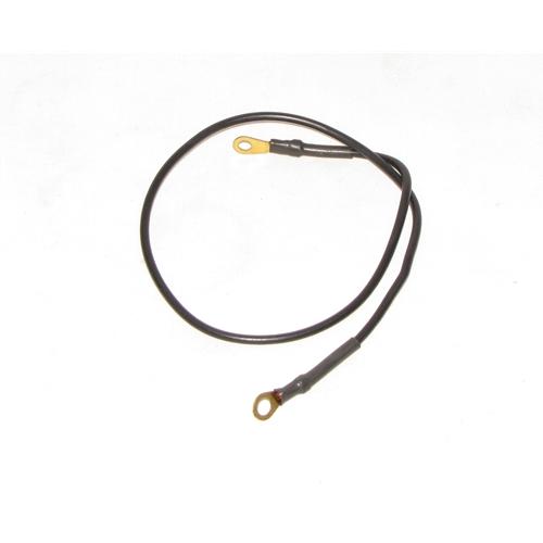 1954 Porsche 356 Coil Wire Black- Partsklik, Clic Parts for ...