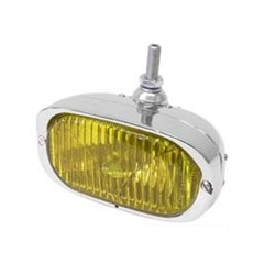 Fog Lamp with Yellow Lens