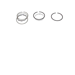 piston-ring-set-std  61610390705