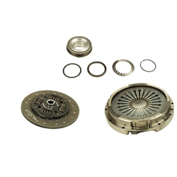 Clutch Kit, Porsche 915 transaxle