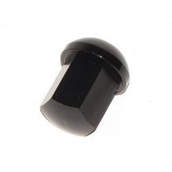Wheel Lug Nuts, Black