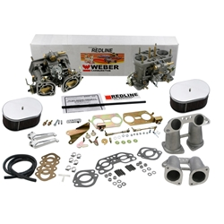 Weber Carburetor Set