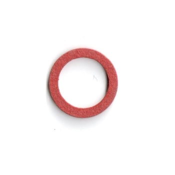 Red Fiber Washer, 8mm x 12mm , 8 x 12 mm