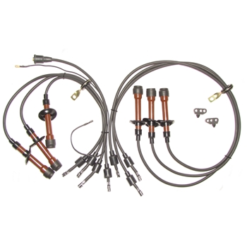Ignition Wire Set, Straight Connectors