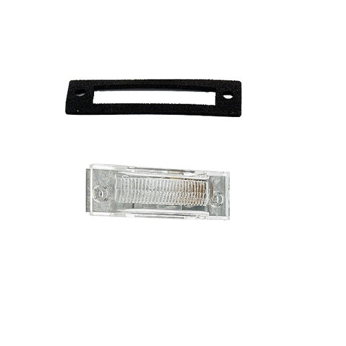 License Plate Light, Genuine