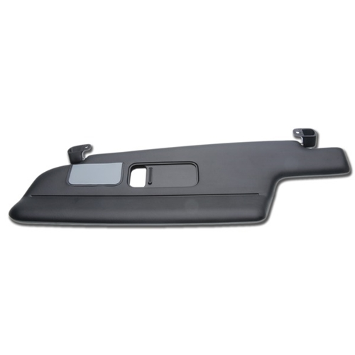 Left Sun Visor, Targa® and Convertible Models