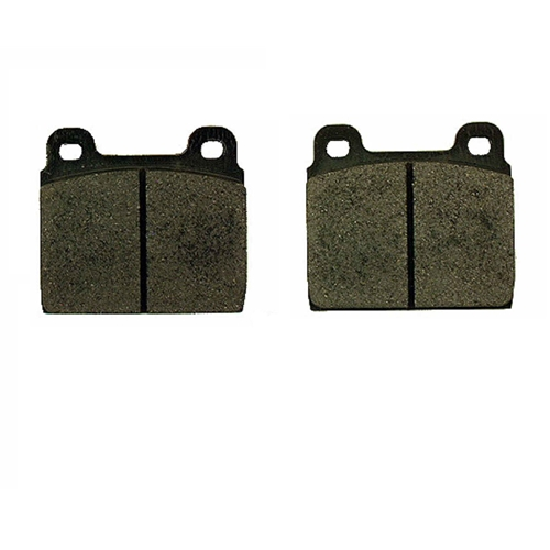 Front Brake Pad Set, 1984-89 Carrera