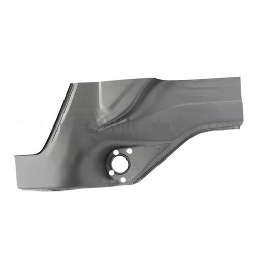 Left Side Rear Torsion Bar Outer Support Panel