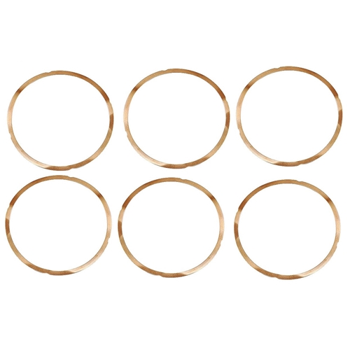 Cylinder Base Gasket Set, 1 mm