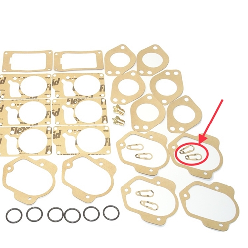 Carburetor Jet Carrier Gasket  Solex P40I