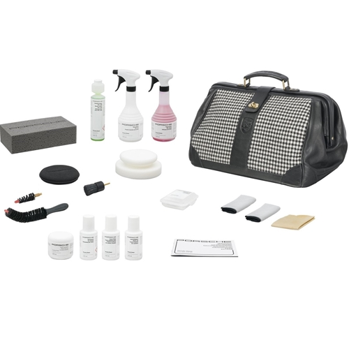 Porsche Car Care Set