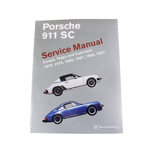 Bentley Shop Manual 911 SC