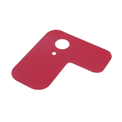 gas-protection-flap-red  91120127901rd