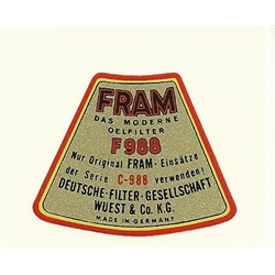 fram-filter-decal  pcg70100900