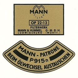 mann-oil-filter-decal-set  pcg70101100